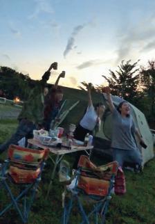 毎年恒例CAMPTOUR★今年は徳島でダイビングからの淡路島でCAMPだぜ!