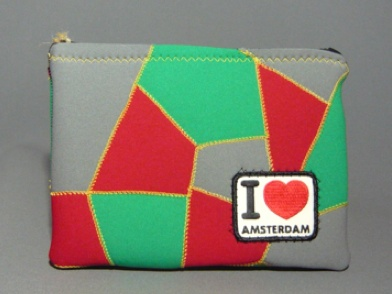 AMSTERDAM POUCH L/Sハイカラー